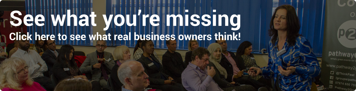 See what you're missing. Click to see what real business owners think.